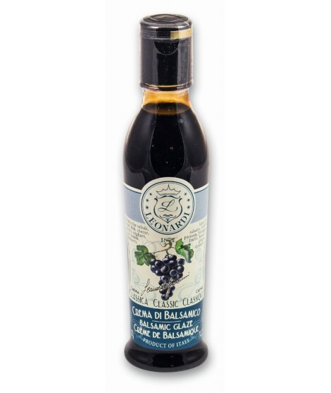 Classic Balsamic Glaze Leonardi 220ml