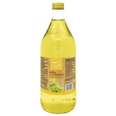 Italian White Wine Vinegar 1lt