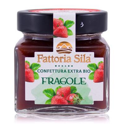 Organic Strawberry Jam 220g