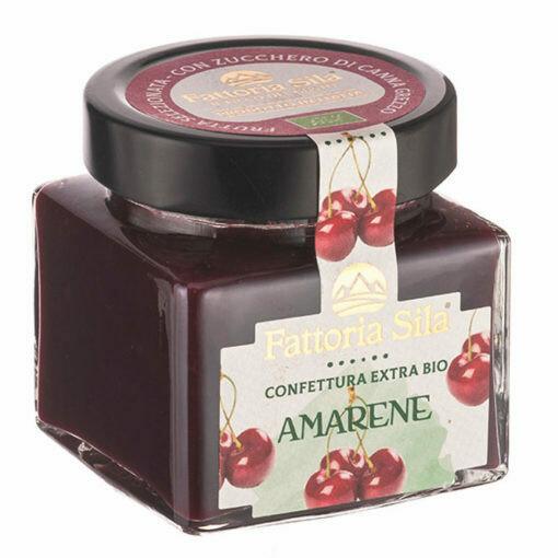 Organic Black Cherry Jam 220g