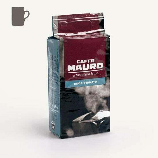 Caffè Mauro DECAF Ground Flex Bag 250g