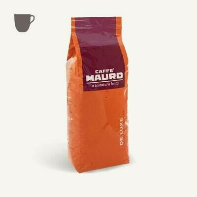 Caffè Mauro DE LUXE Beans Flex Bag 1kg
