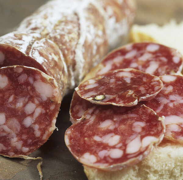 Selection of Regional Salami for 2 People