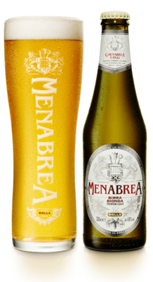 Menabrea Beer 33cl