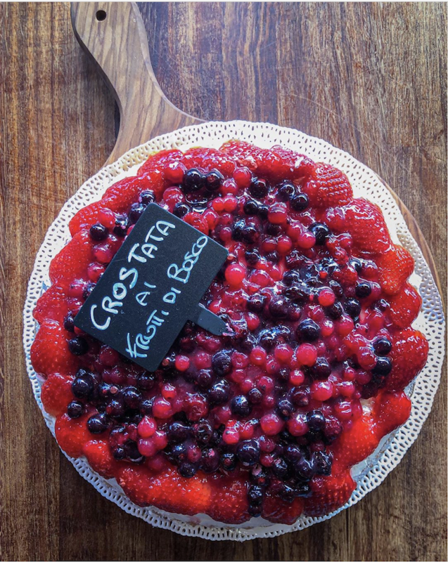 Forest Fruit Cake 1.4kg