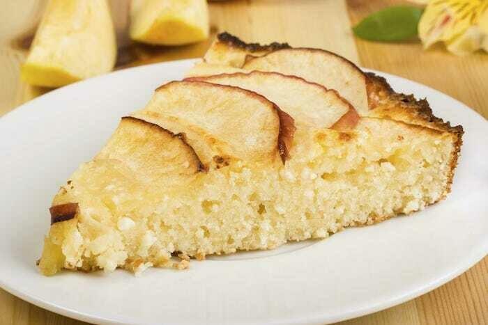 Slice Apple Tart 120g