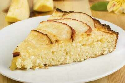 Slice Apple Tart 120g