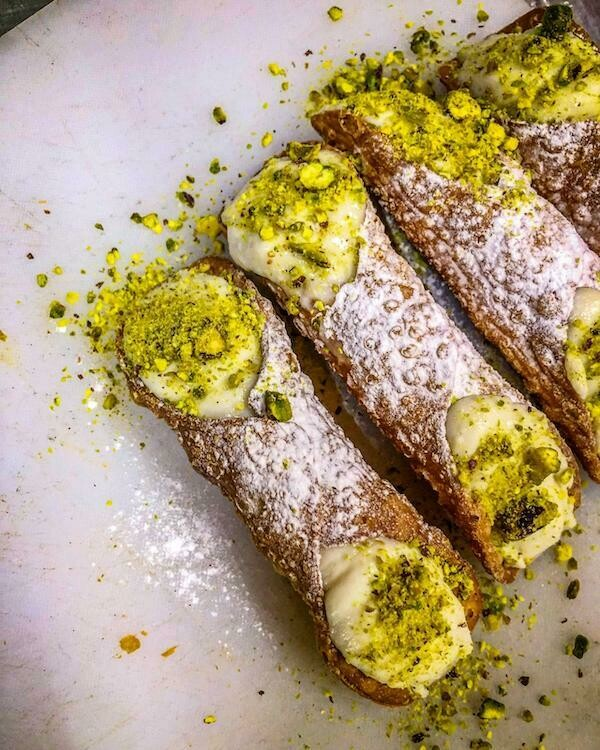 Cannolo Siciliano 1pc