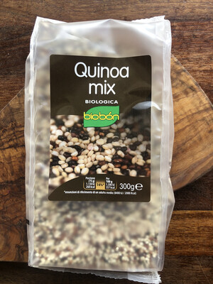 Organic Quinoa Mix Biobon 300gh