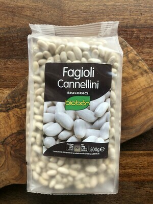 Organic Cannellini Beans 500g