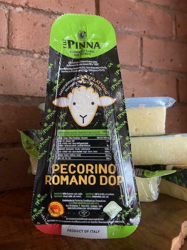 Pecorino Romano Whole Piece 300g