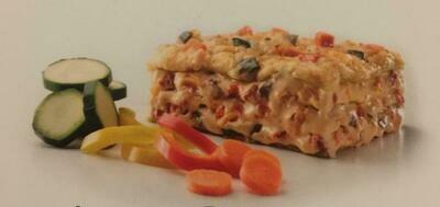 Lasagne Primavera (Vegetarian) 400g