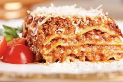 Casa Italia Beef Lasagne T/A 400g c.