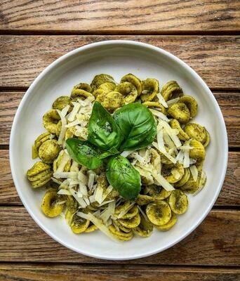 Orecchiette al Pesto & Pecorino Sardo