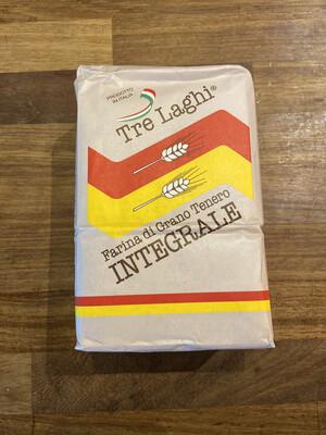Soft Whole Wheat Flour 200 (1KG)