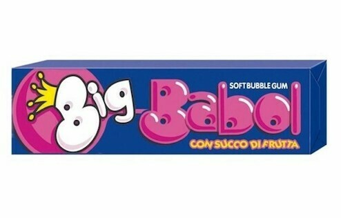 Big Babol Chewing Gum 37g