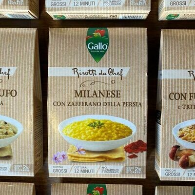 Milanese Risotto 175g
