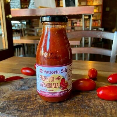 Ready Tomato Arrabbiata Sauce 250g