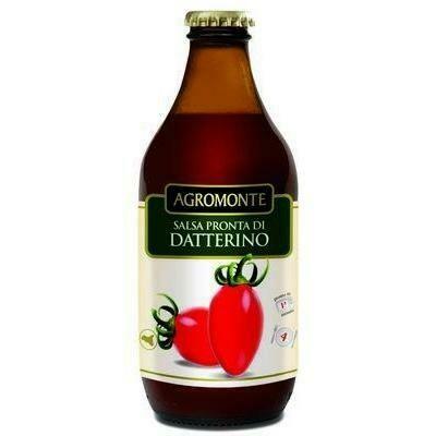 DATTERINI Tomatoes Salsa 330gr