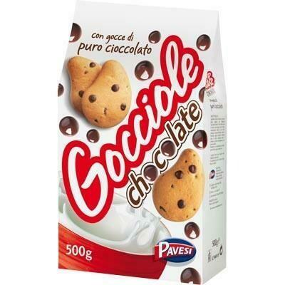Gocciole Chocolate Cookies 500g