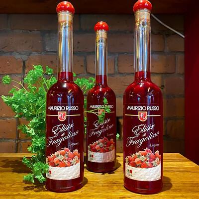 Elisir Di Fragolino - Strawberry Liquor 50cl