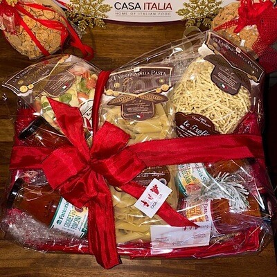 Pasta Lovers Christmas Hamper