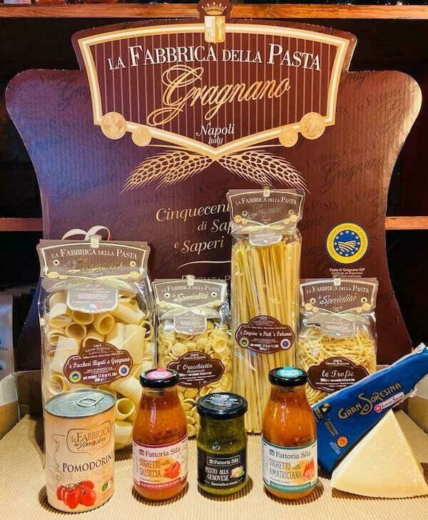 Pasta Lover Selection