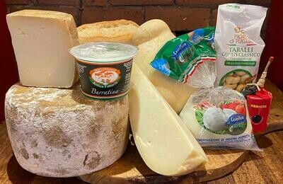 Cheese Selection (South Italy) Box