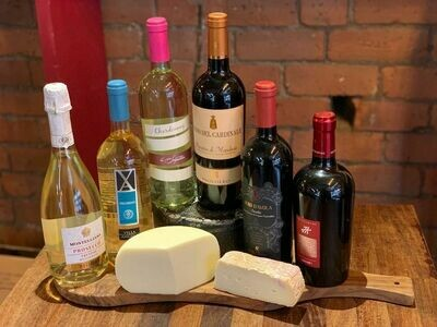 Wine Sommelier Selection Box