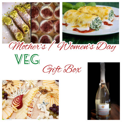 Mother's Day Meal Box For 2p (VEG)