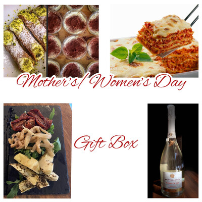 Mother's Day Meal Box For 4p