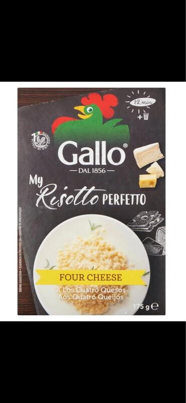 Risotto Pronto 4 Cheese 175g