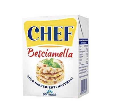 Besciamella Chef Sauce 200ml