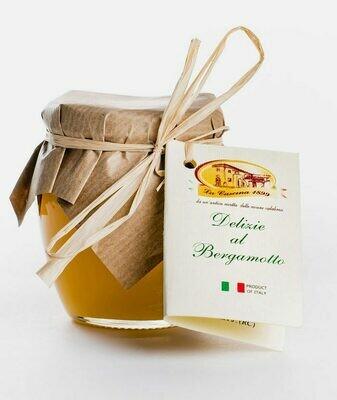 HONEY (Organic) AL BERGAMOTTO 300g