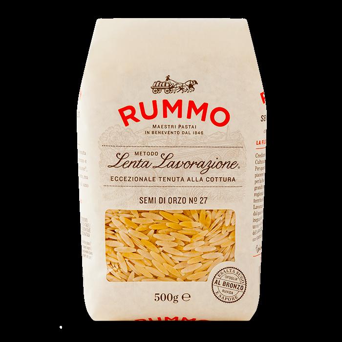Rummo Orzo Pasta - 'Semi Di Orzo' 500g
