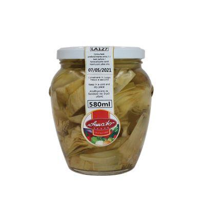 Amato Artichokes In Slices 580ml