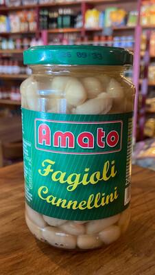 Amato Cannellini Beans 250g