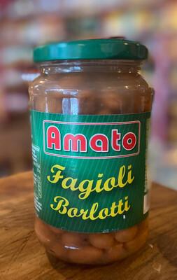 Amato Borlotti Beans 230g