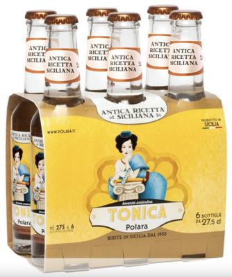 Six-Pack Tonic Soda 33cl