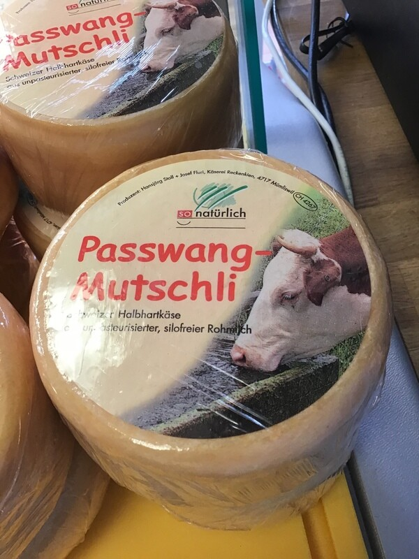 Passwang mutschli
