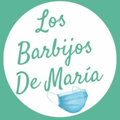Los Barbijos de Maria    Diseños Personalizados