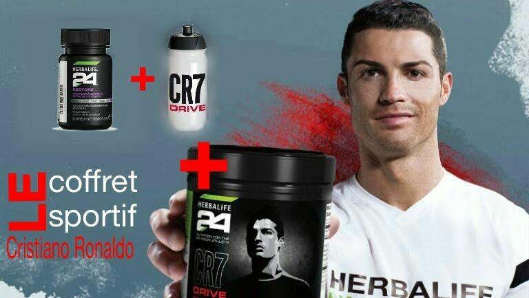 Coffret Cristiano Ronaldo