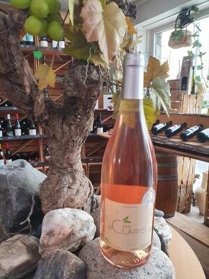 """Aop Languedoc """" Les Claris """"Rosé"""" 75 cl"""