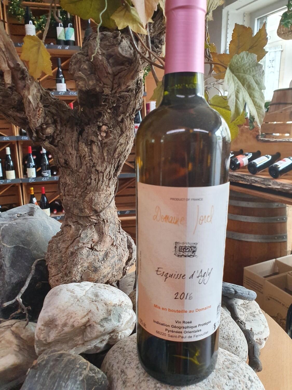 Igp Cotes catalanes Domaine Jorel 75 cl Rosé