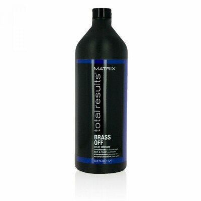 Conditionner revitalisant Brass Off - 1000ml - Total Results Matrix