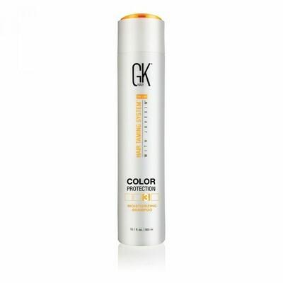 Shampoing hydratant Moisturizing - 300ml - Colorés et méchés, Lissés et permanentés Global Keratin