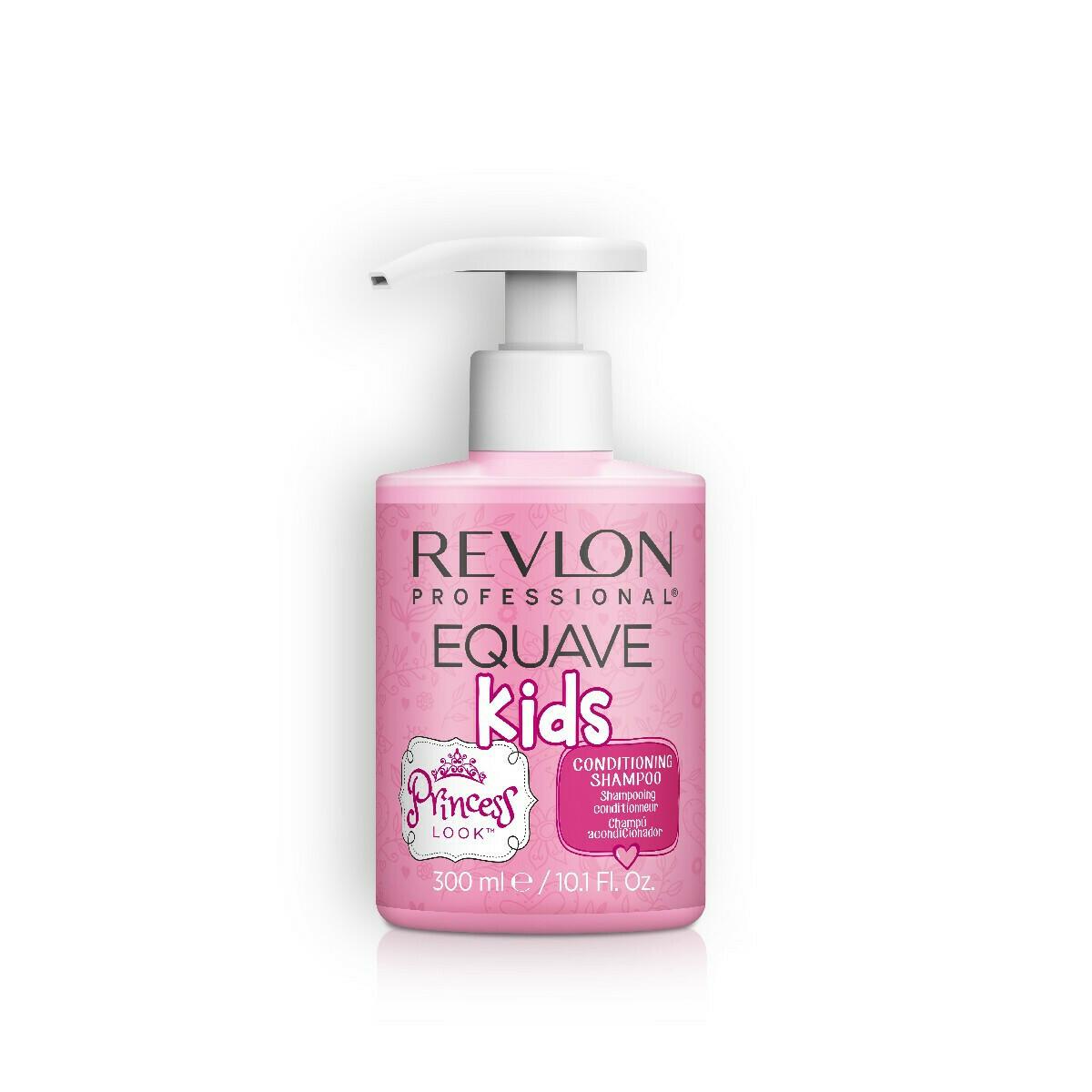 Shampoing hypoallergénique Princess Look - 300ml - Equave - Enfants Revlon