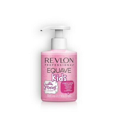 Shampoing hypoallergénique Princess Look - 300ml - Equave - Enfants Revlon