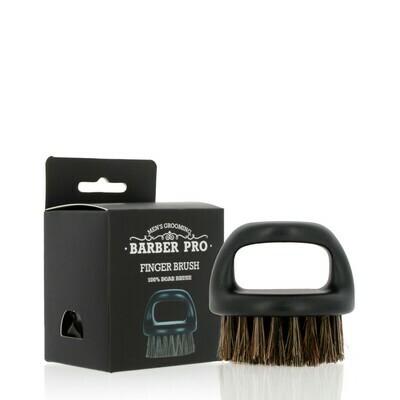 Brosse pour barbe en poils de sanglier Beautélive
