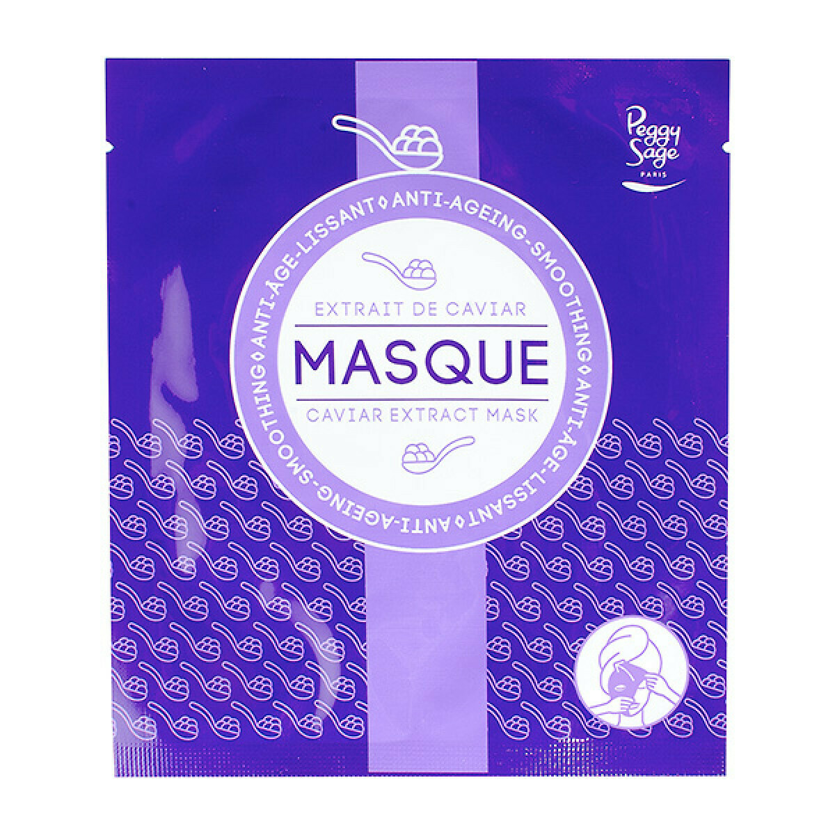 Masque seconde peau - 23ml Peggy Sage